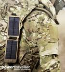 Solcellsladdare och Powerbank Extreme Tactical