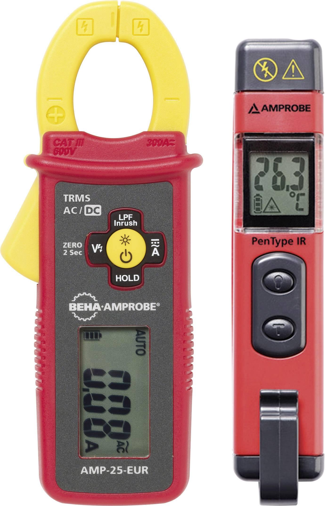 Strömtång med IR termometer | Termometer.se Termometer
