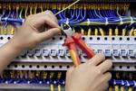 10-delars VDE elektriker-verktygssats i fodral