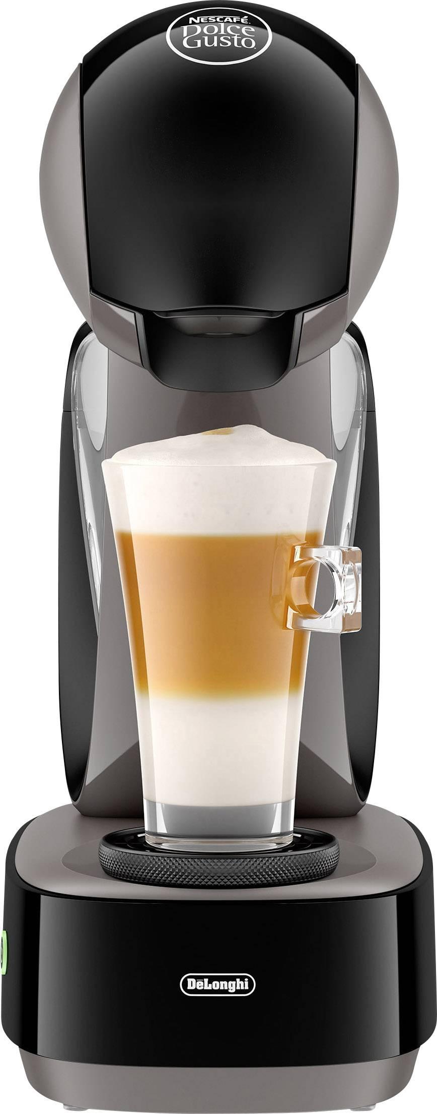 Bruksanvisning för Dolce Gusto Krups kaffebryggare. Dolce