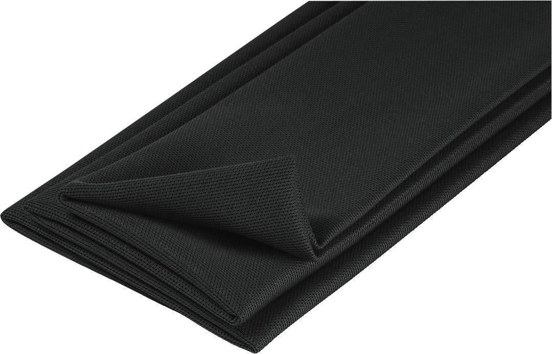 Underbar Akustikmaterial, svart, ej ljudisolerande | Conrad.se JL-17