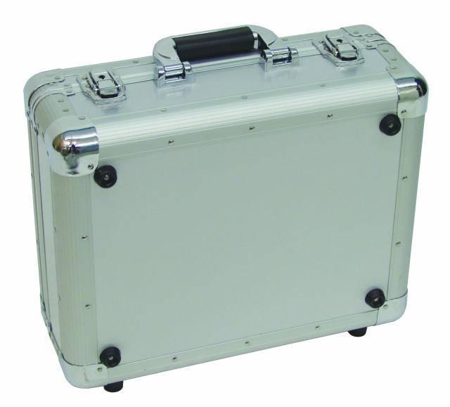cd väska aluminium