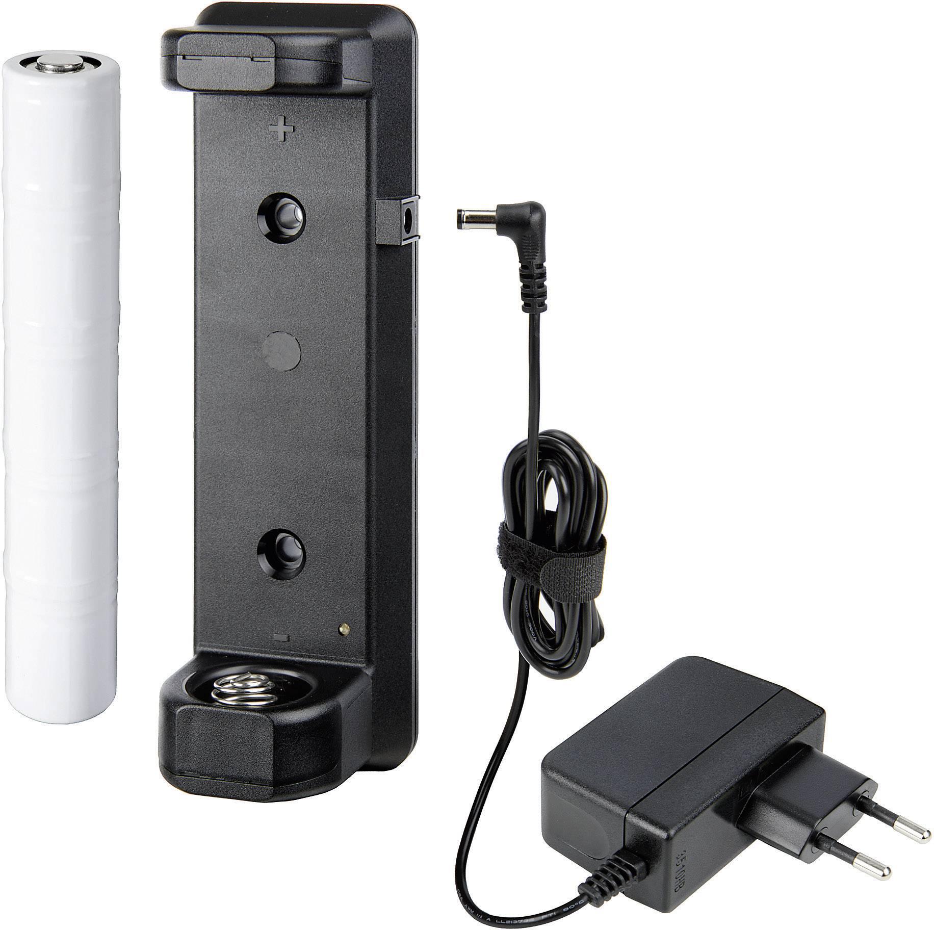 Mag Lite ML125 LED Ficklampa Uppladdningsbara batteri 186 lm