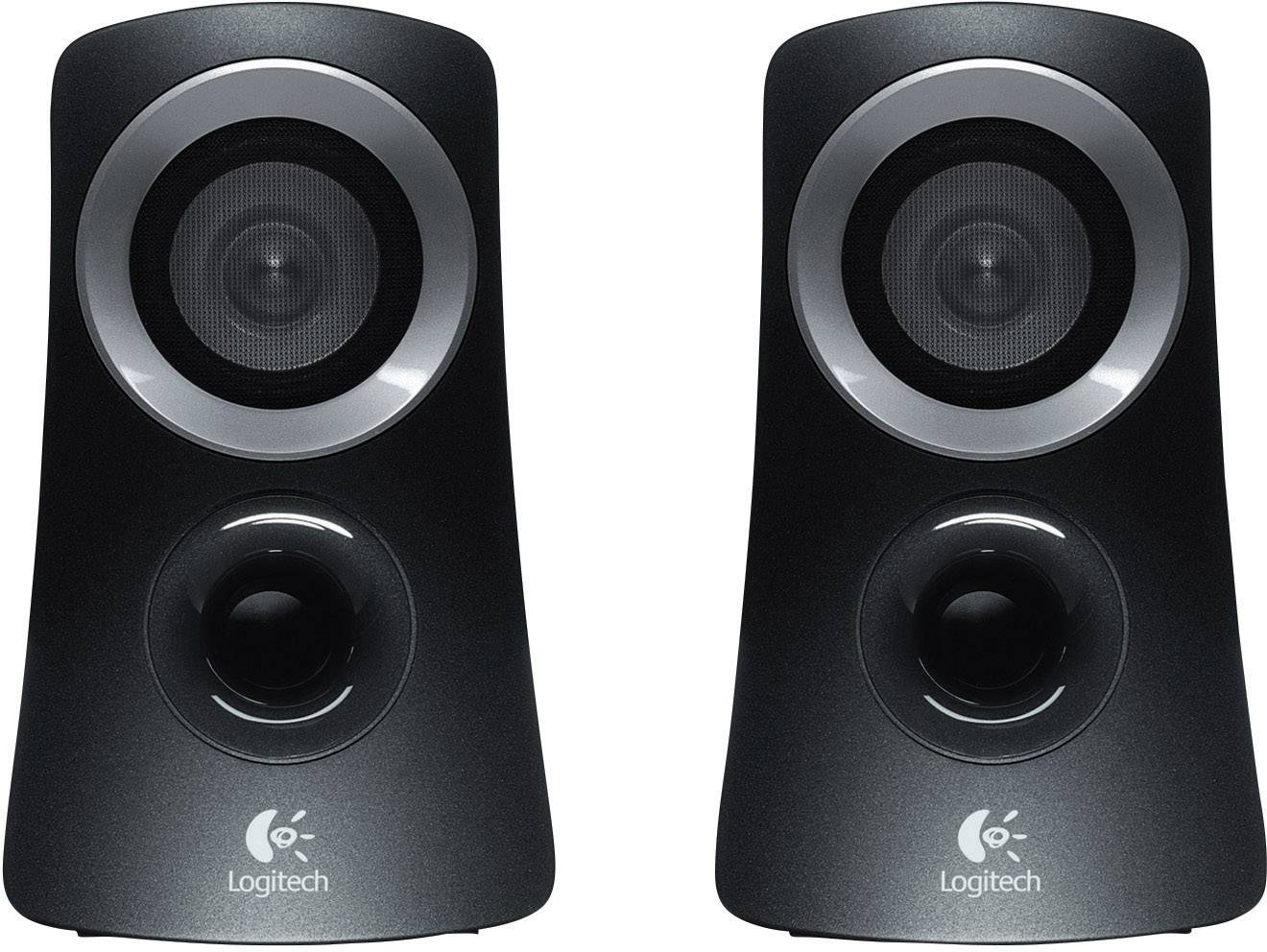 Logitech Speaker System Z313 2.1 Datorhögtalare  0537056e4d8ee