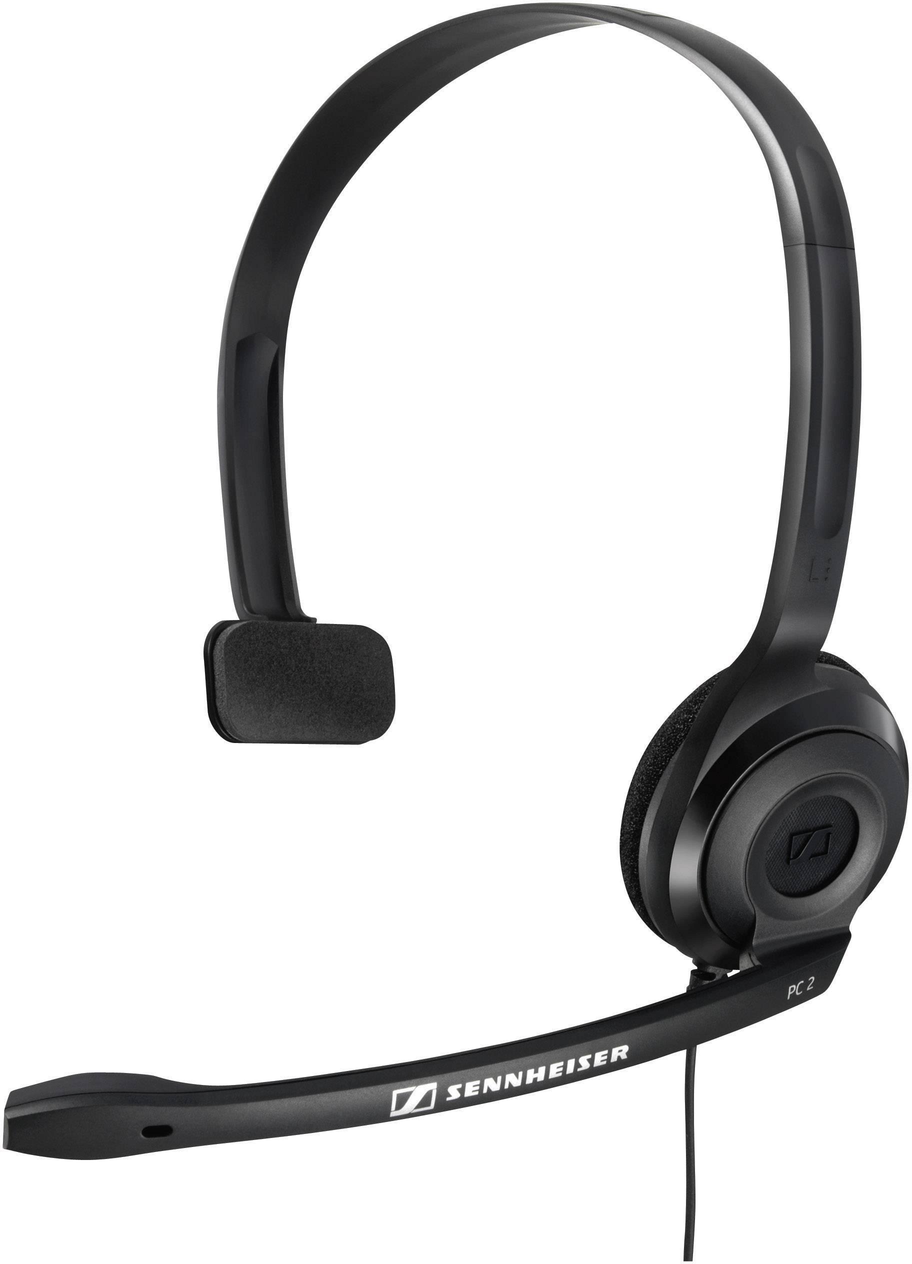 PC-headset On-ear Sennheiser PC 2 Chat 3 51d0d4ddb7142