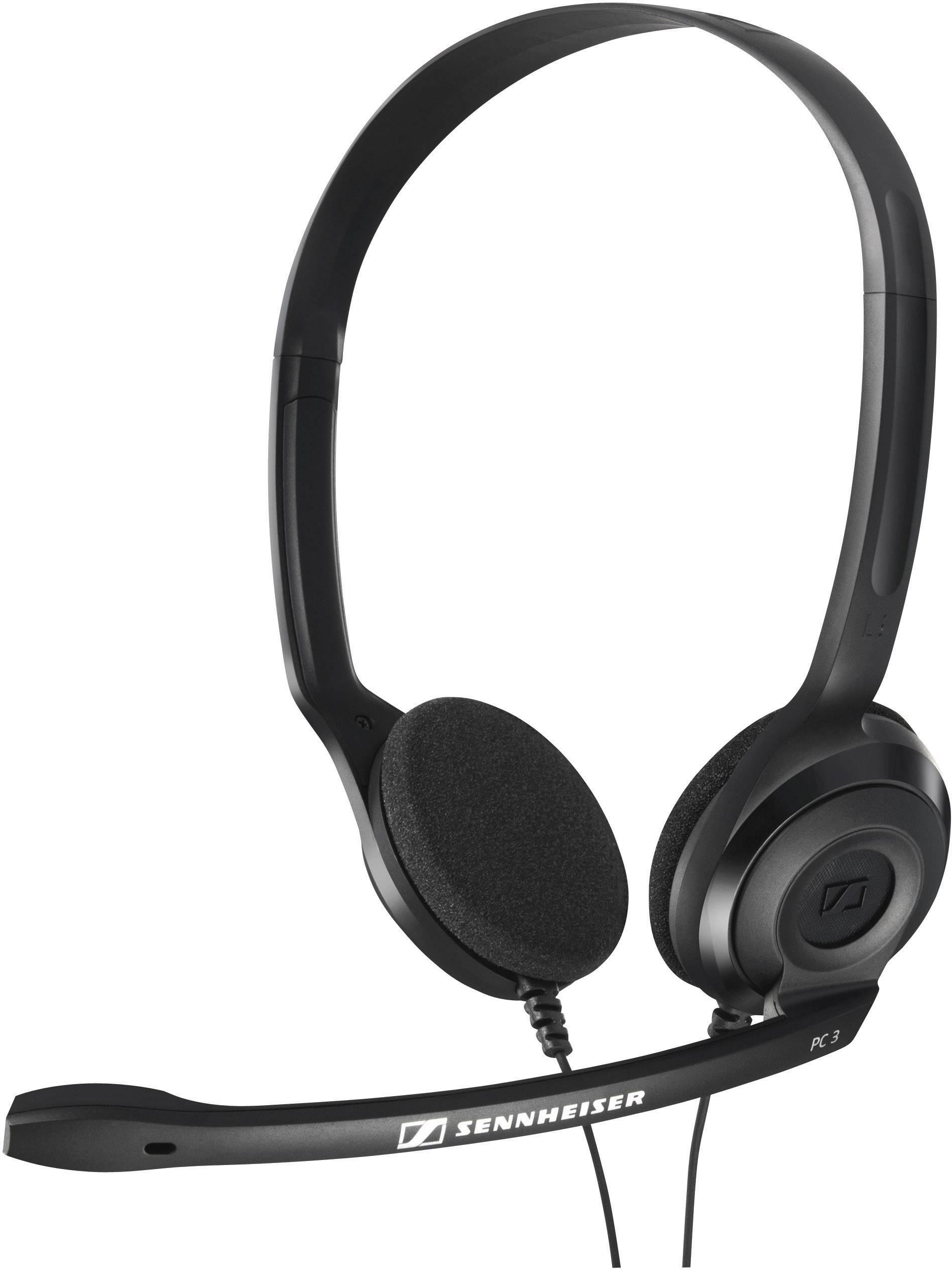PC-headset On-ear Sennheiser PC 3 Chat 3 dcdf028e1e283