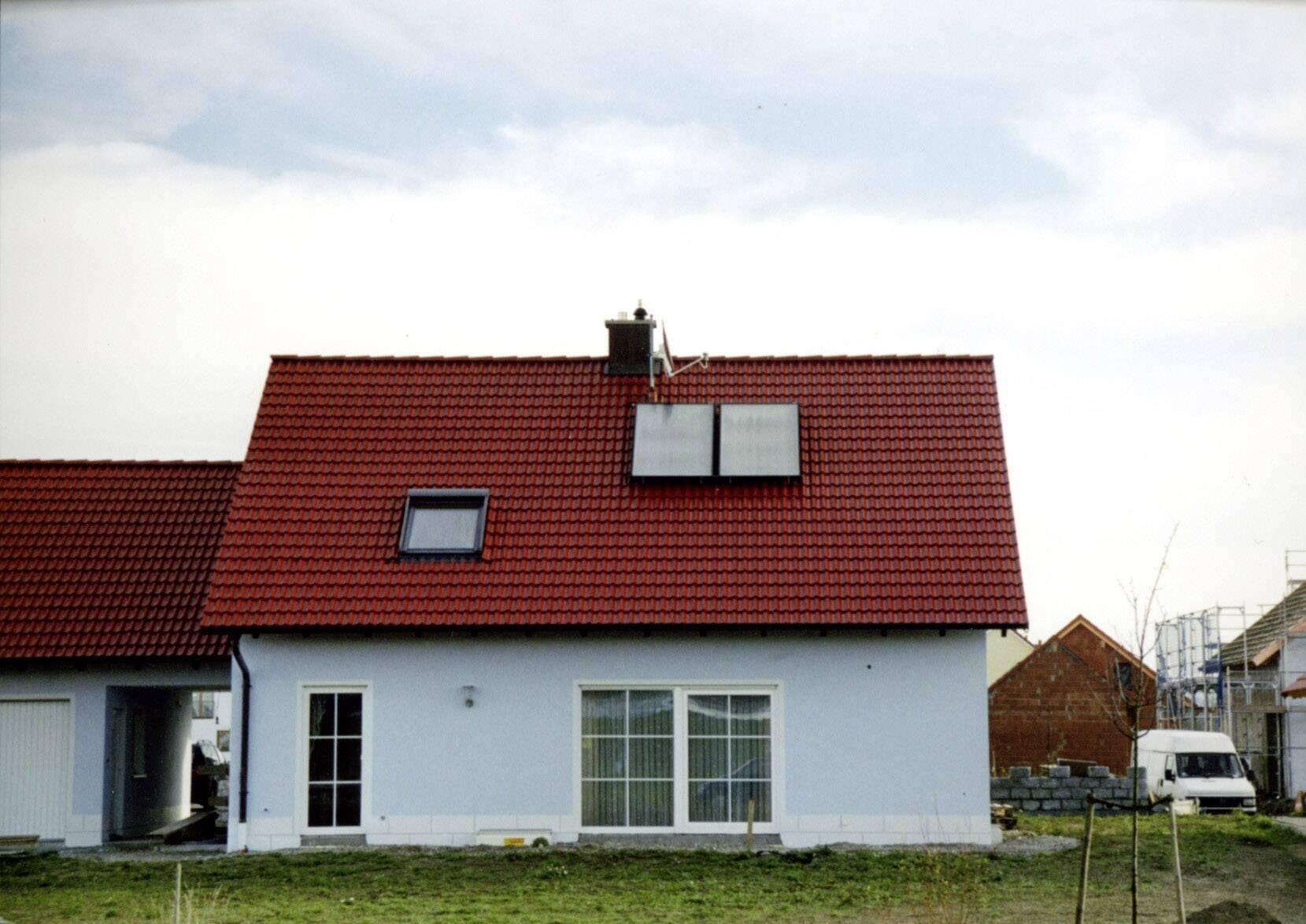 Thermische-Solaranlage SUN 5 Sunset 53000 Kollektor-Fläche 5,06 m²