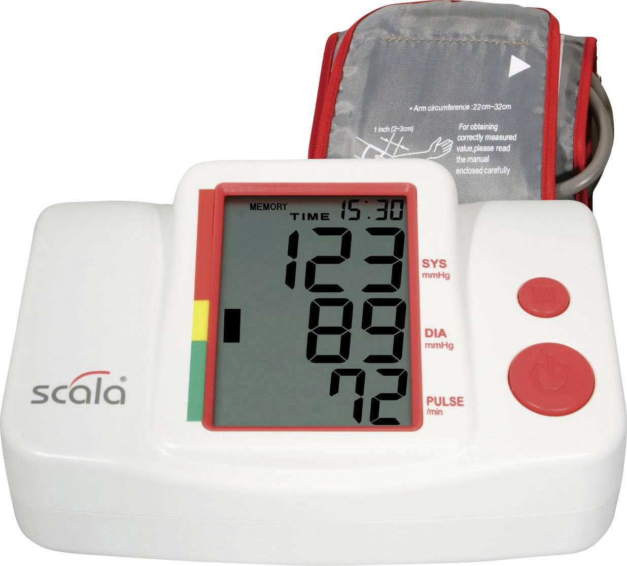 Oberarm Blutdruckmessgerät Scala SC6800 02479