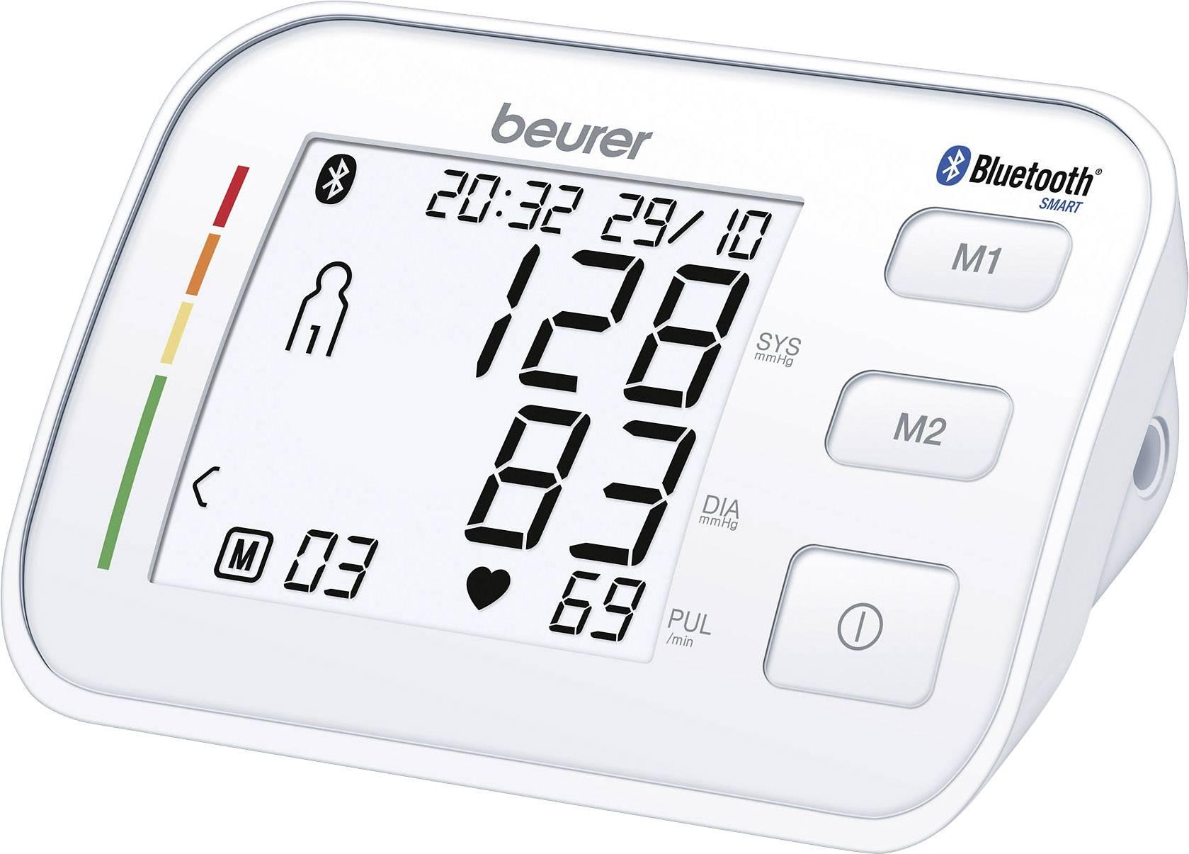 Oberarm Blutdruckmessgerät Beurer BM 57 658.22