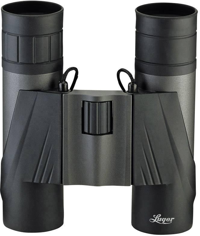 Luger LD Fernglas 10 x 26 mm Schwarz