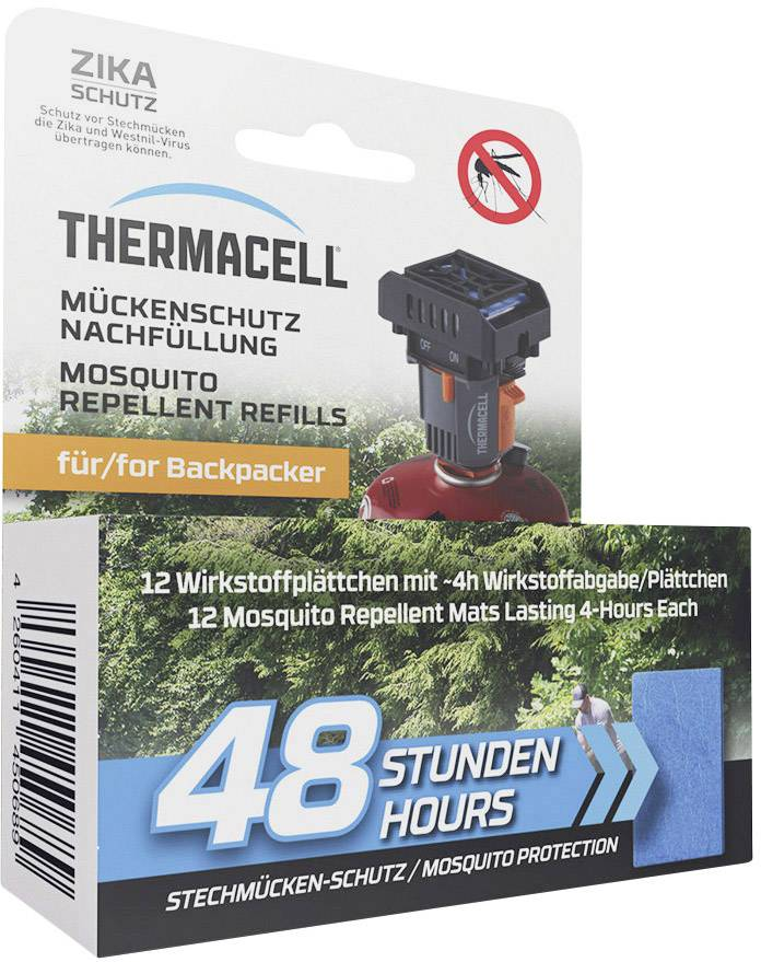 Nachfüllset ThermaCell Backpack ... r Marke ThermaCell MR-BP  12 St.