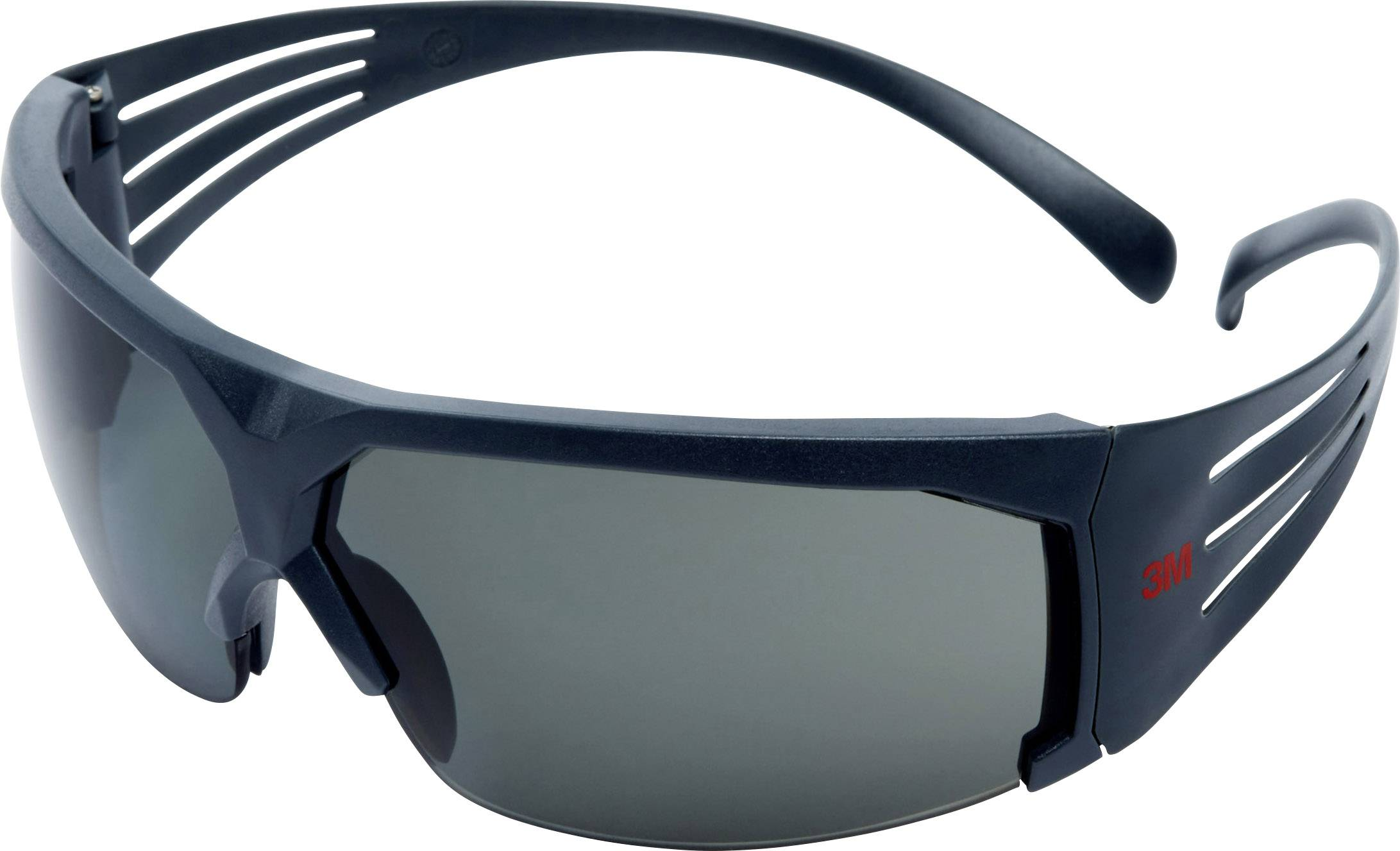 Schutzbrille  3M SecureFit SF611AS Grau