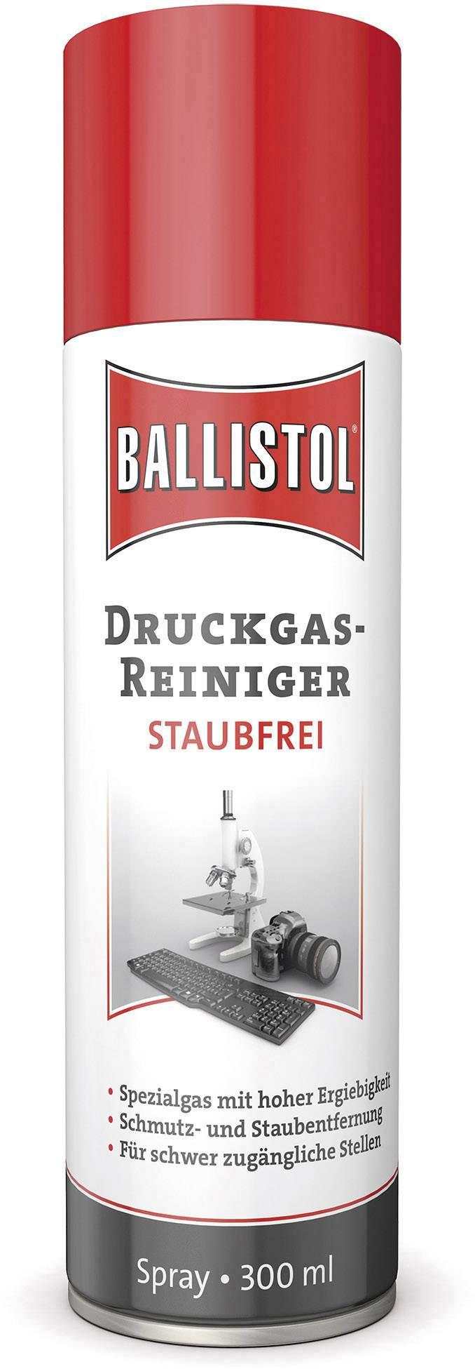 Ballistol STAUBFREI 25287 Druckgasspray brennbar 300 ml