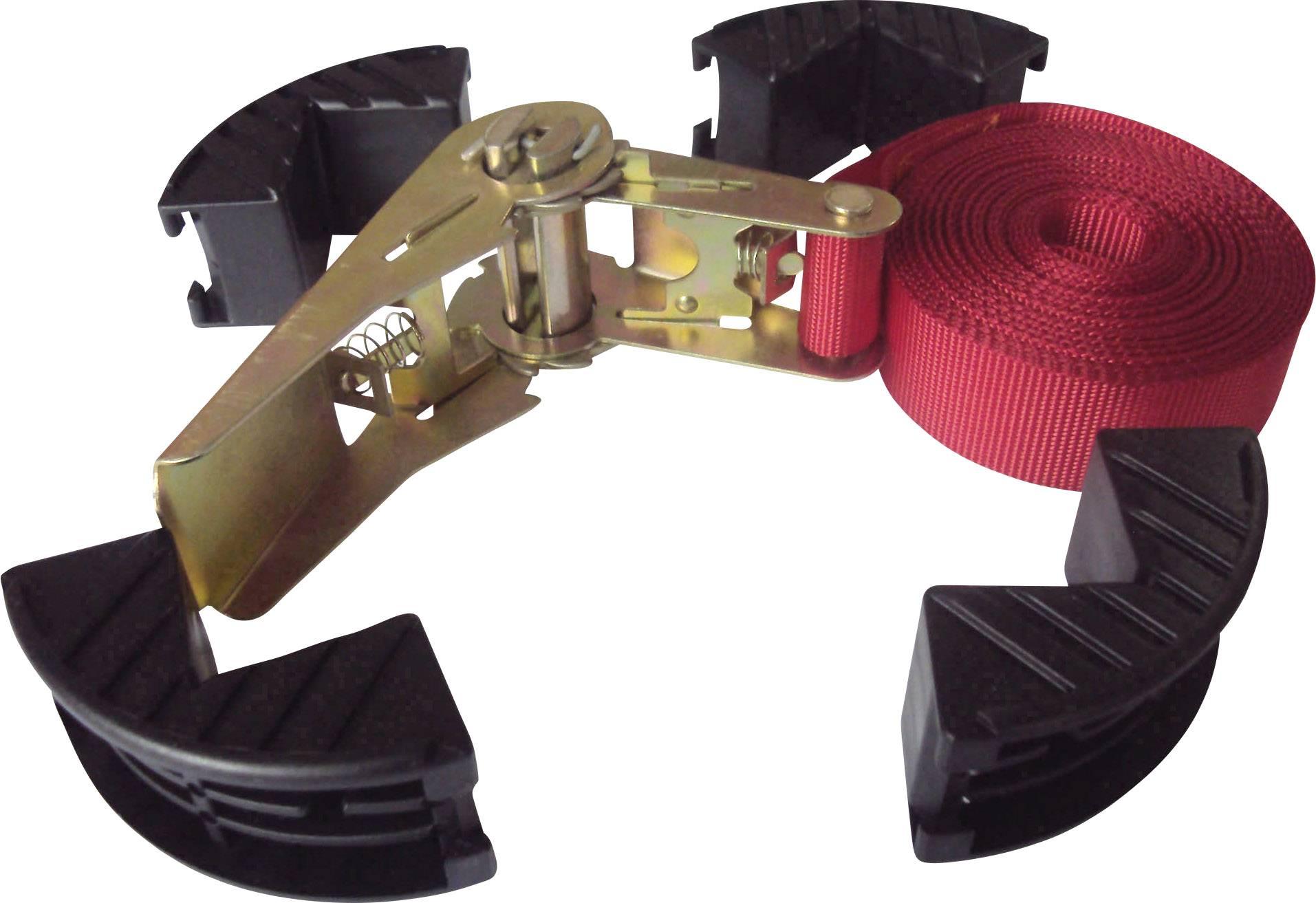 Spanngurt Zugkraft LC Niederzurr ...  25 x 5 mm HP Autozubehör 12105
