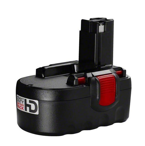 Bosch Accessories  2607335688 Werkzeug-Akku  18 V 2.6 Ah NiMH