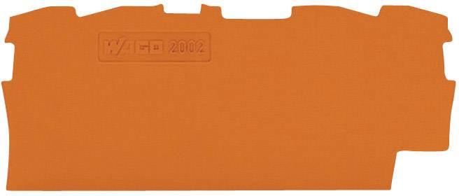 WAGO 2002-1492 Abschluss- und Trennplatte  1 St.