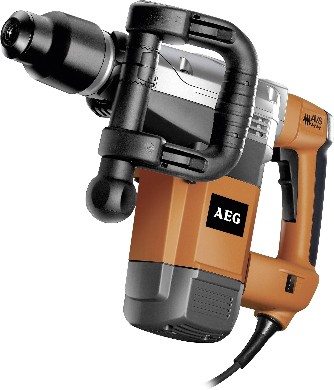 aeg powertools mh 5 e sds-max-abbruchhammer, meiß - online bestellen