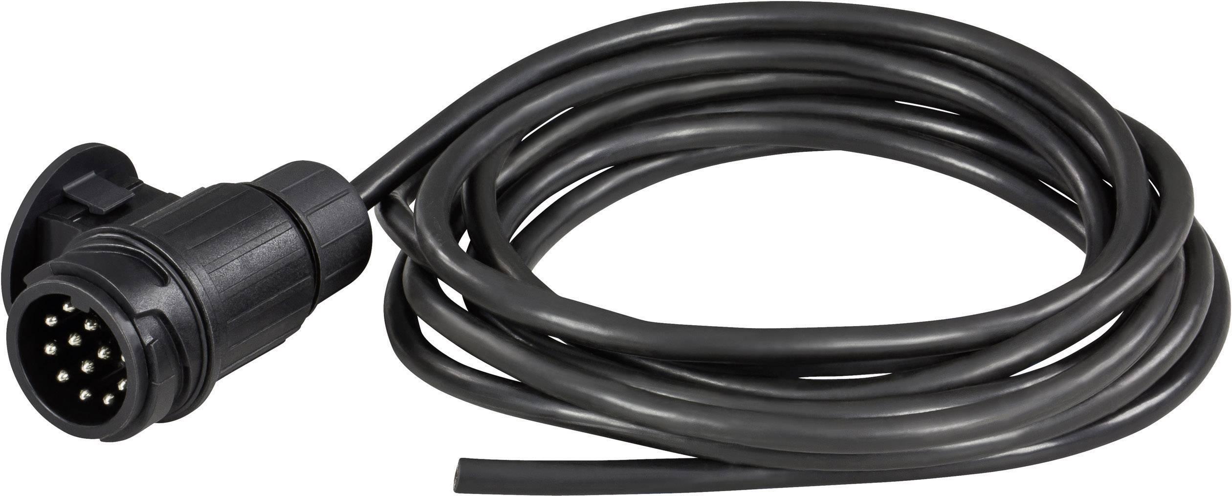 Kabelsatz Stecker 13polig Adernanzahl 13 Kabellänge=7 m SecoRüt
