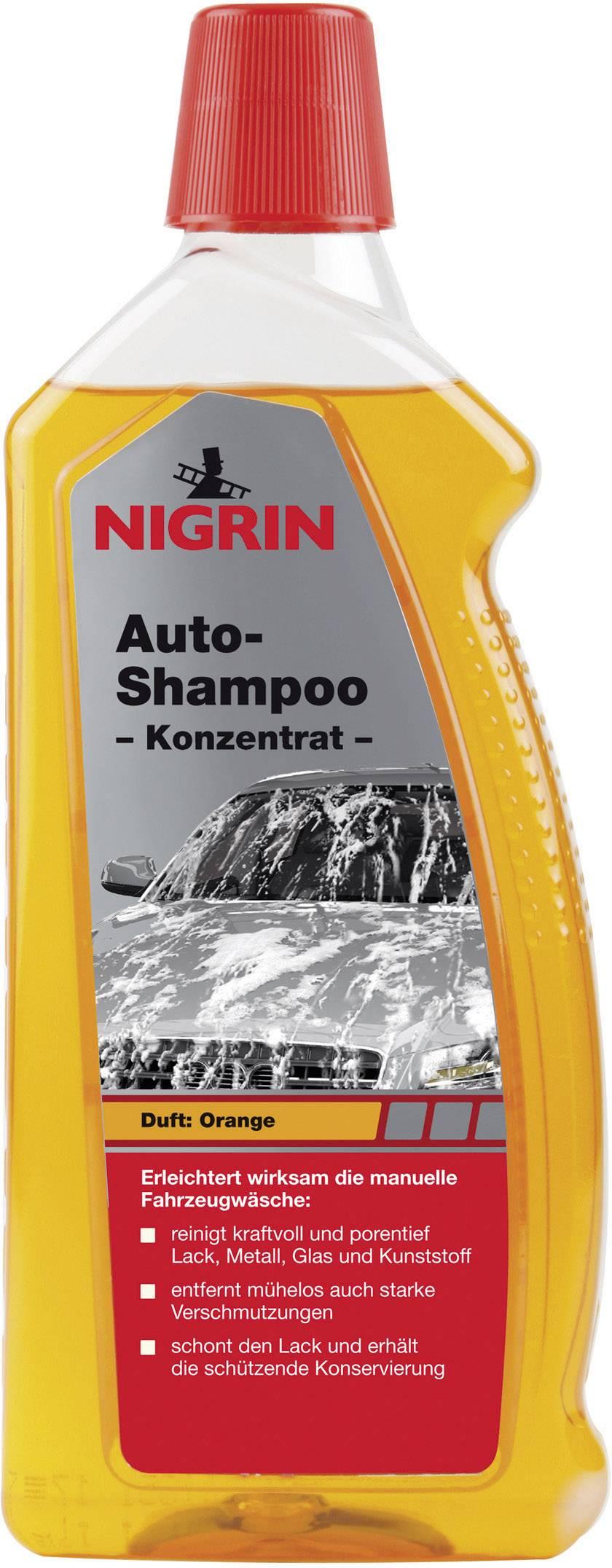 Autoshampoo Konzentrat Nigrin  73920 1 l