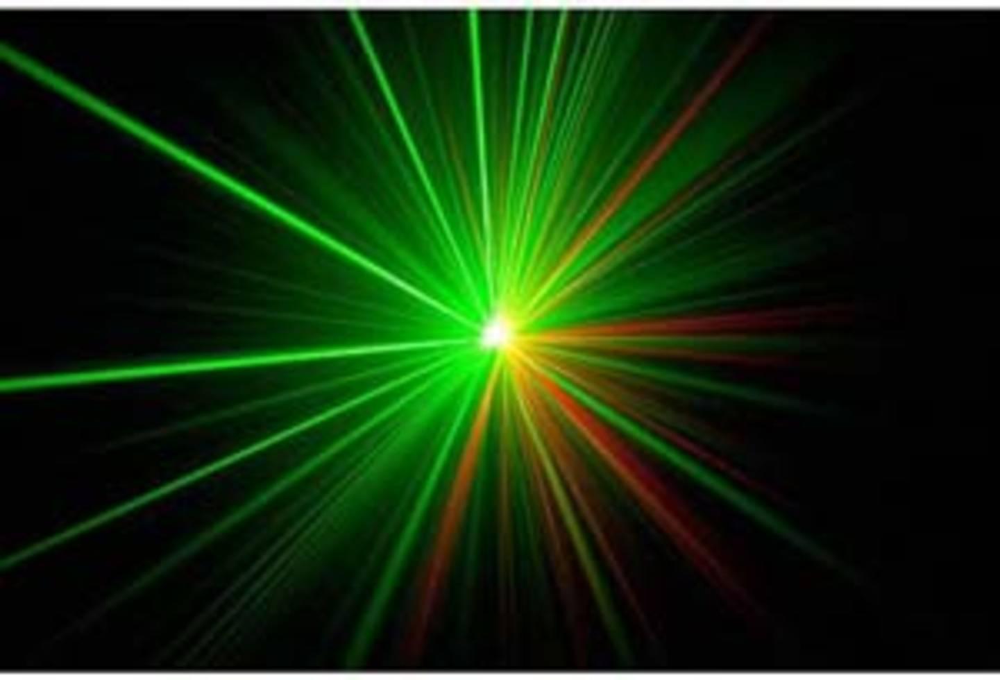 Laser Lichteffekte