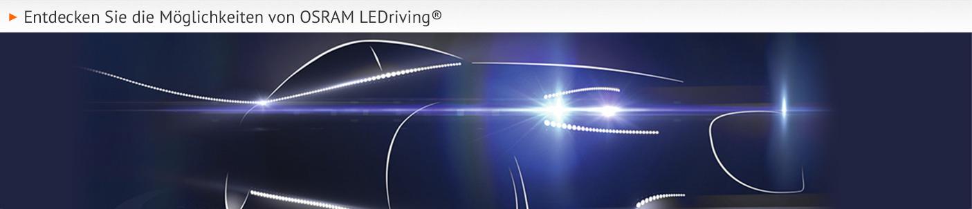 Entdecken Sie die Möglichkeiten von LEDriving
