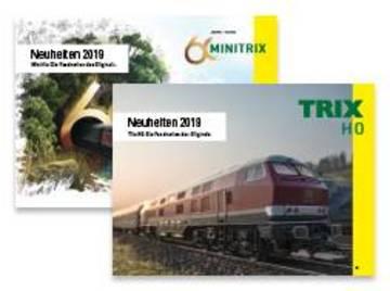 Trix Katalog 2019