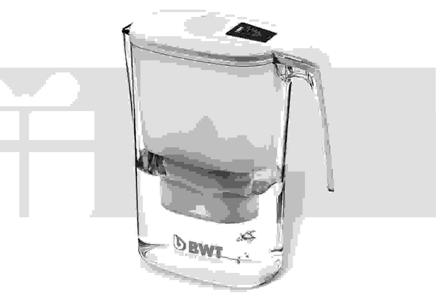 BWT - SLIM 3,6L 0815470 Wasserfilter Weiss