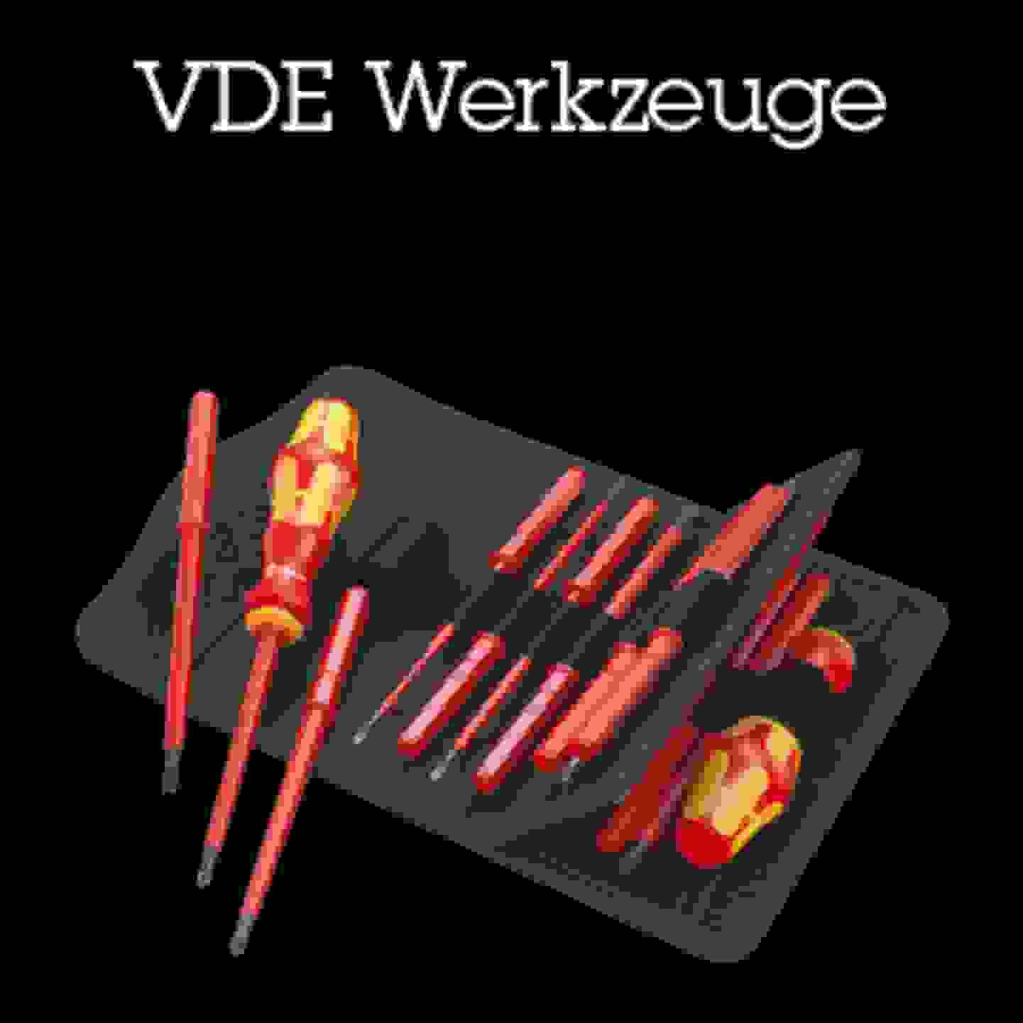 VDE Werkzeuge