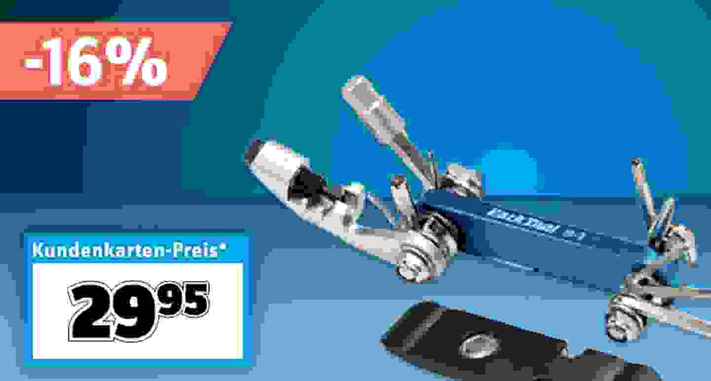 ParkTool - Multitool IB-3 Fahrrad Multitool »