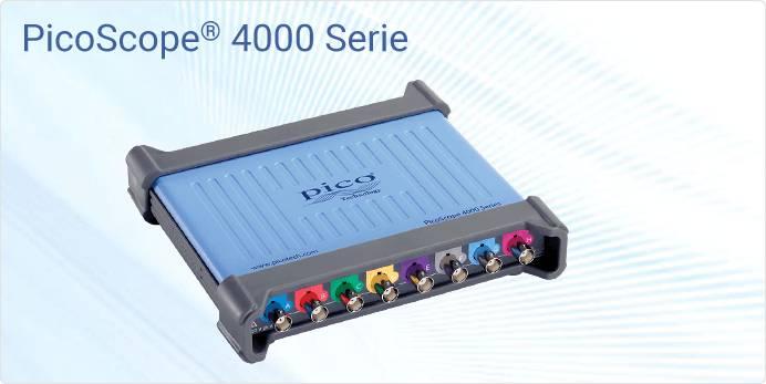 PicoScope 4000 Serie