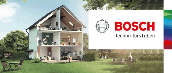 Markenshop Bosch Home and Garden
