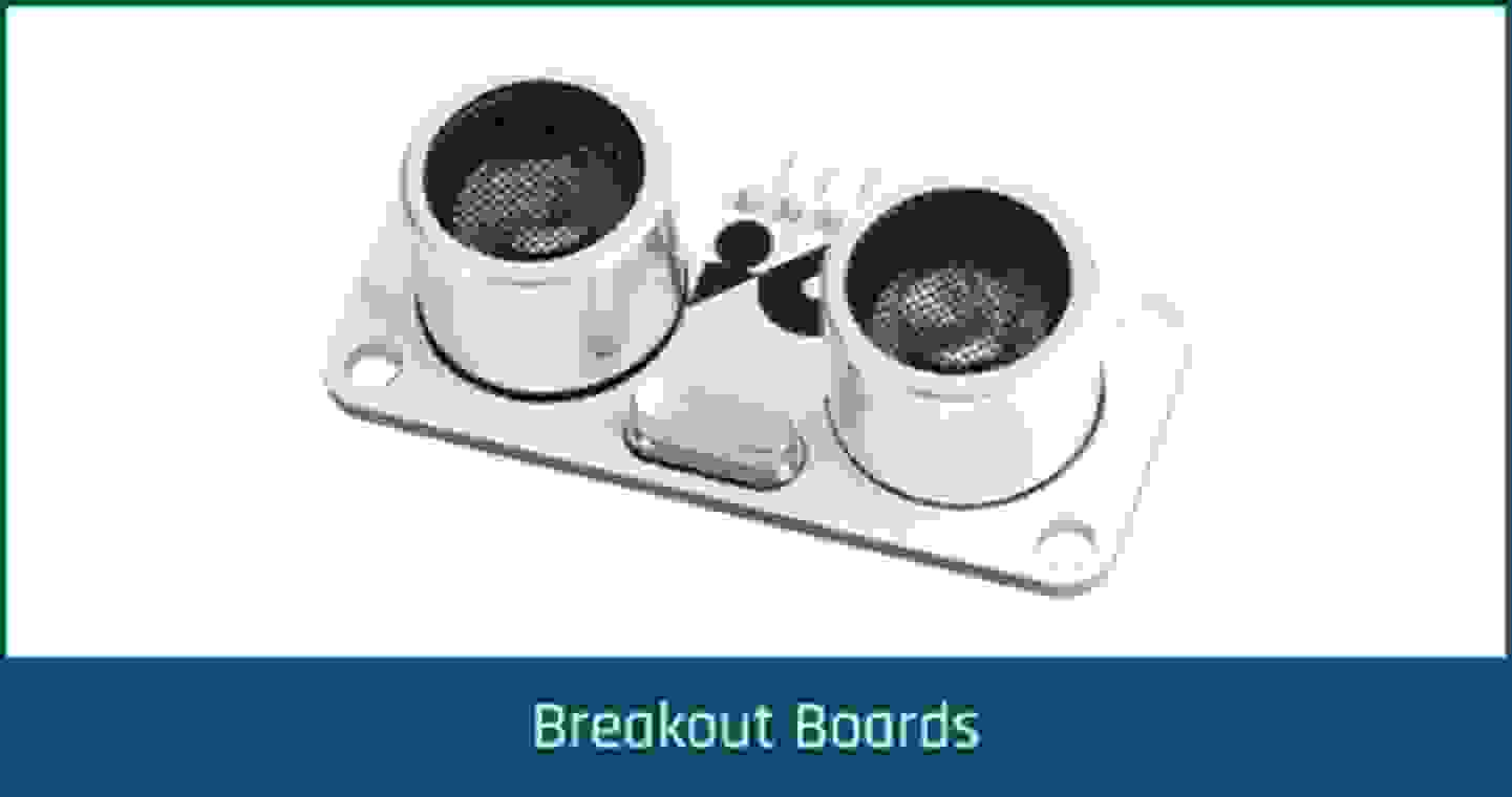 MAKERFACTORY Breakout Boards