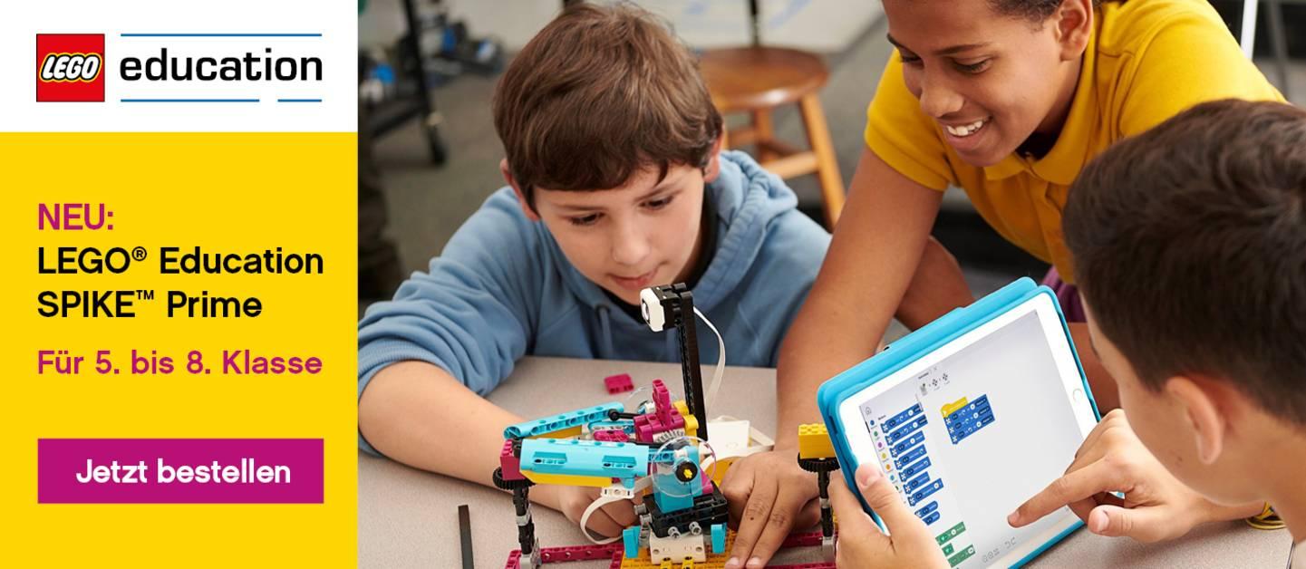 LEGO Education Spike Prime - Jetzt vorbestellen