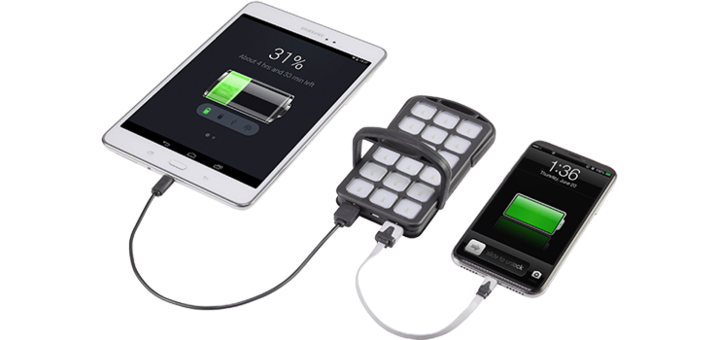 Volcraft - Powerbanks »