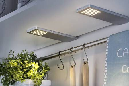 LED Unterbauleuchten und LED Aufbauleuchten
