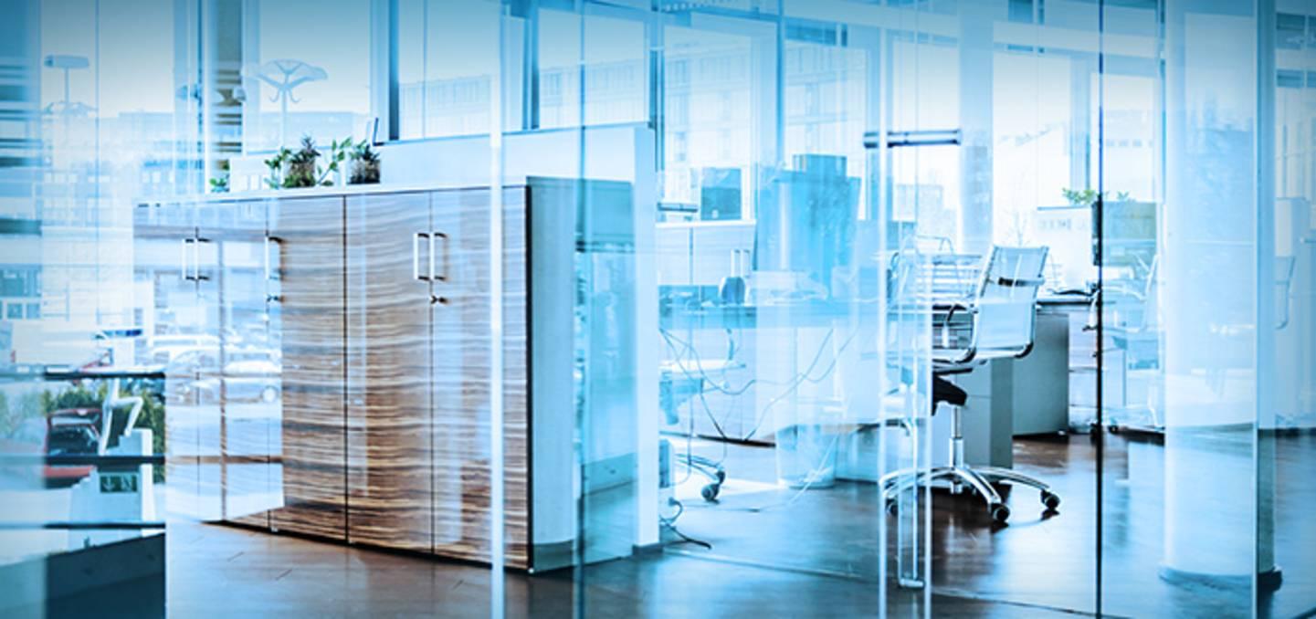 Sichern und optimieren Sie Ihr Büro