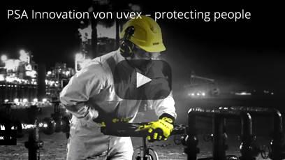 PSA Innovation von uvex – protecting people