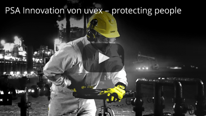 PSA Innovation von uvex – protecting people