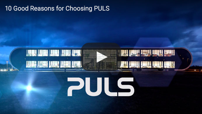 10 Good Reasons for Choosing PULS