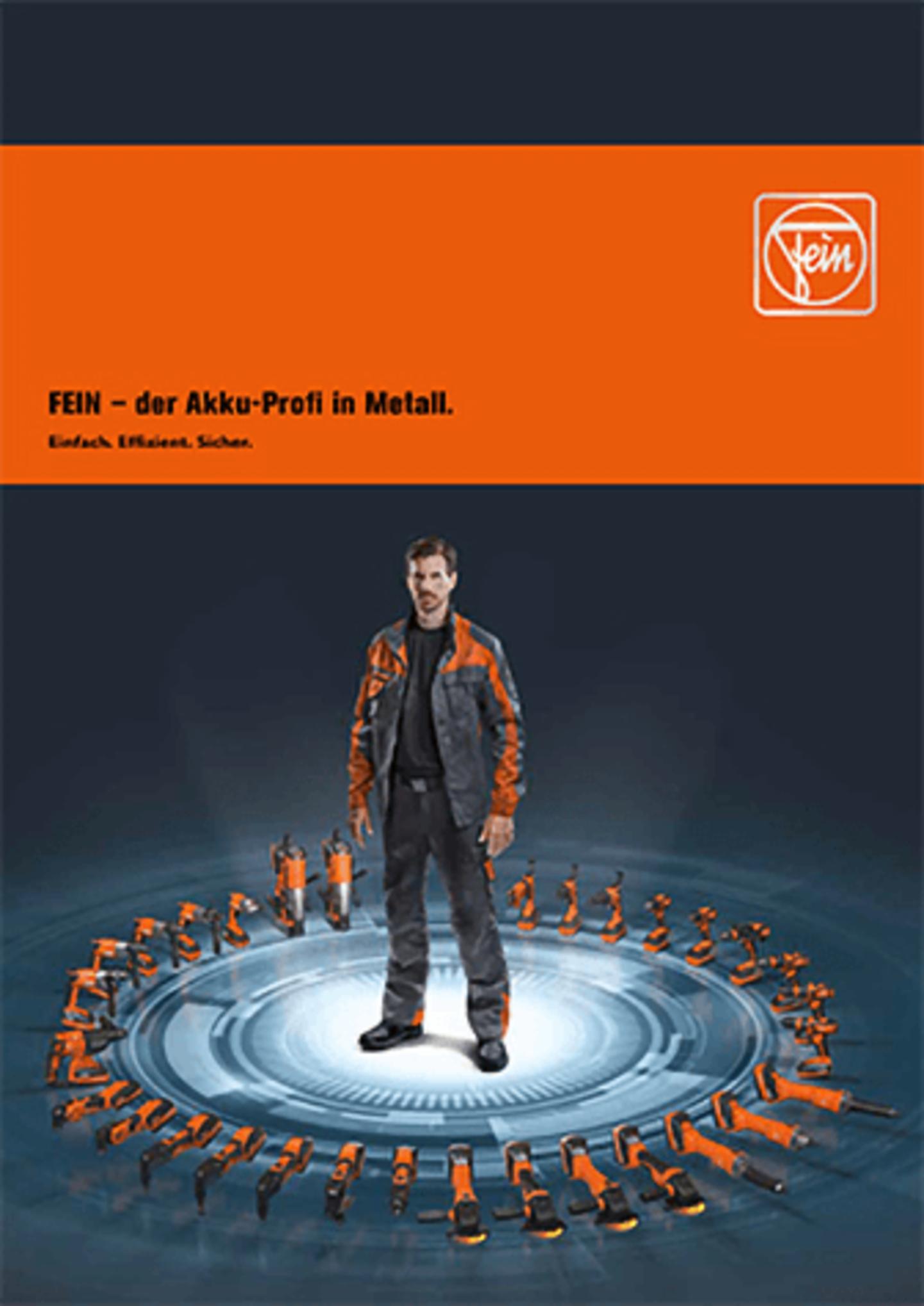 Akku-Programm