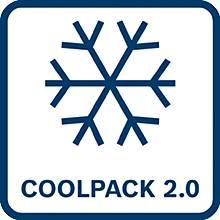 Verbesserte COOLPACK 2.0-Technologie
