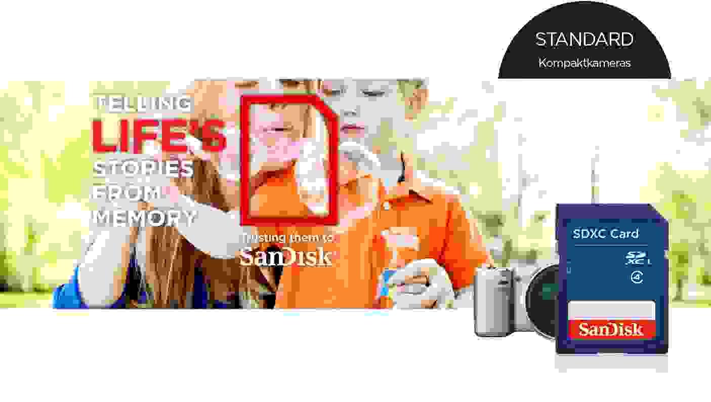 Standard Kompaktkameras