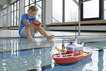 Einsteiger-Modellboot