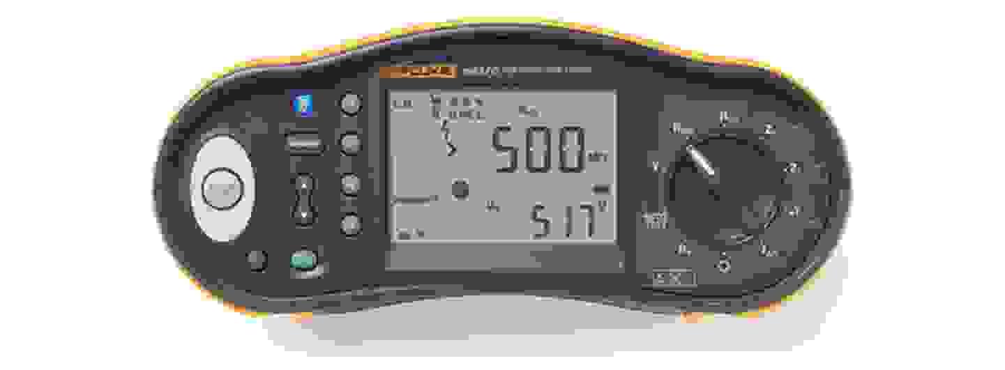 FLK-1664FC DE Installationstester