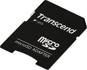 microSD Karten Adapter für die Lesegeräte