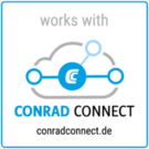 das evohome Gateway is zu Conrad Connect kompatibel