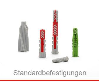 Standardbefestigungen