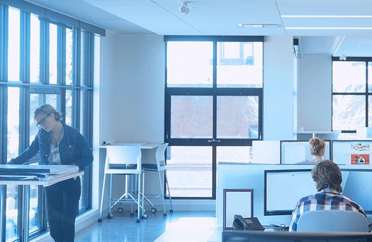 Technik rund um Ihre Geschäftsausstattung. Jetzt entdecken »