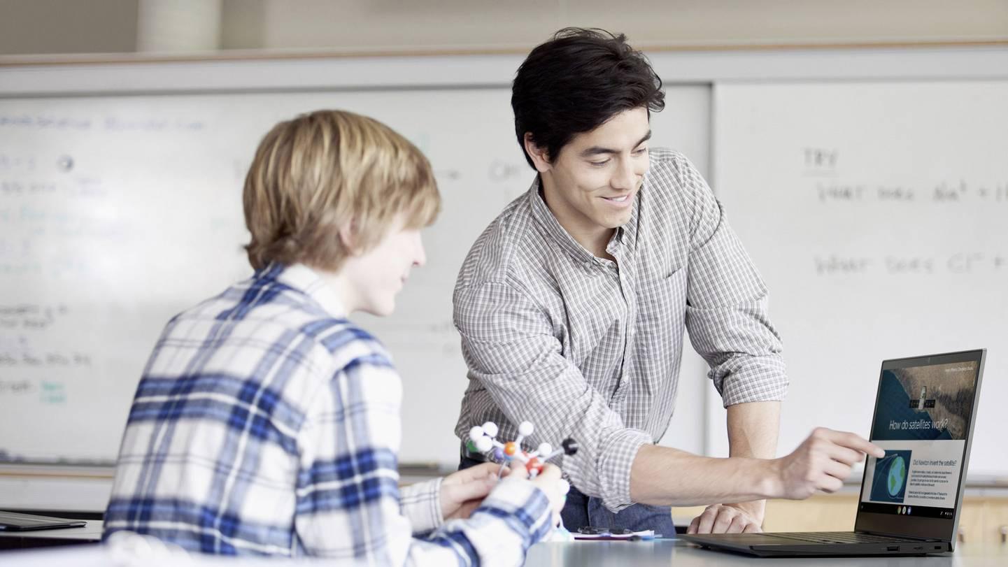Digitalisierung der Schule