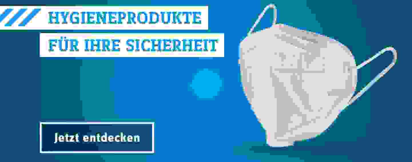 Ausgewählte Hygiene Produkte